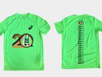 Ya puedes recoger tu Camiseta Conmemorativa del 20º Aniversario