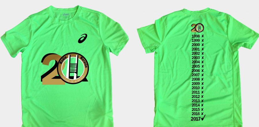 Camiseta Conmemorativa Edición Limitada
