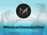 Maracas Champions Time